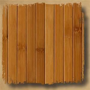 panel bambu atap