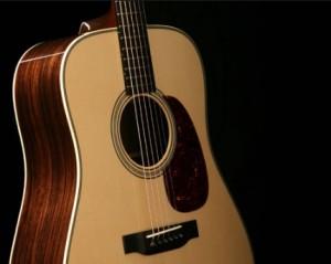 pengeleman gitar akustik