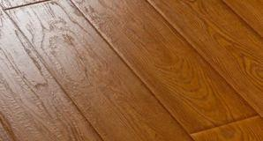 pengeleman lantai kayu dengan Crossbond