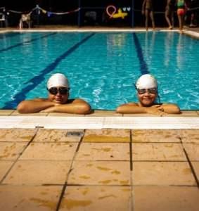 piscina roma estiva invernale