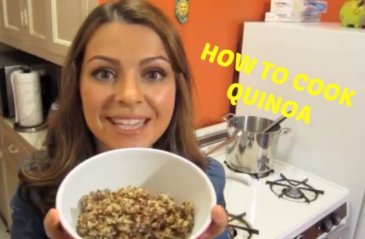Cooking in Manhattan How to Cook Quinoa