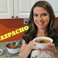 Cooking in Manhattan Gazpacho