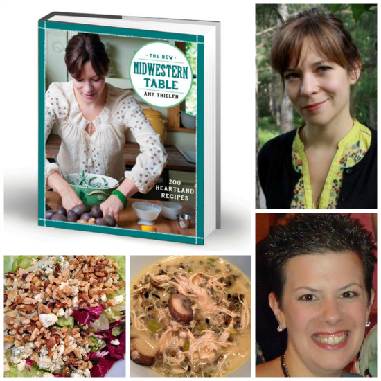 Amy Thielen The New Midwestern Table Review