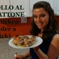 Cooking in Manhattan Pollo al Mattone