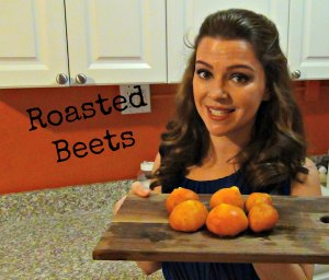 Cooking in Manhattan How to Roast Beets