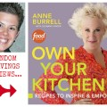 Random Cravings Reviews Anne Burrell