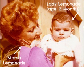 Happy Mother's Day from Lemonade 25