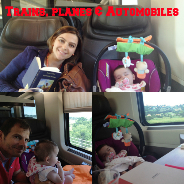 Trains planes and