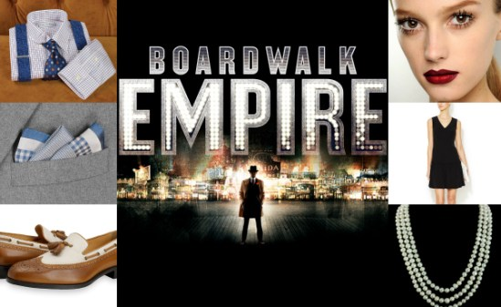 Boardwalk Empire Style Challenge