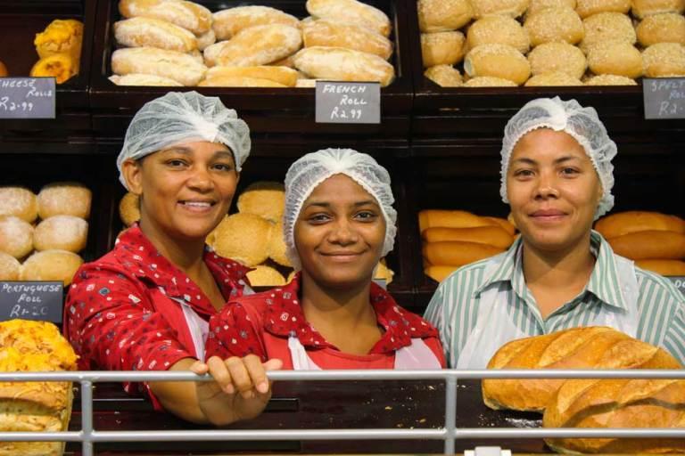 Spar bakery