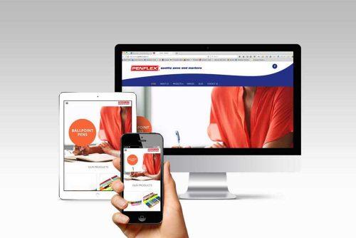 Penflex website