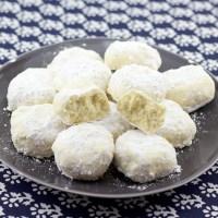 Kourambiethes | Greek Christmas Cookies