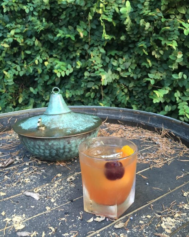 Kyle's Rum Old Fashioned