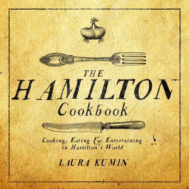 Hamilton Cookbook Cover
