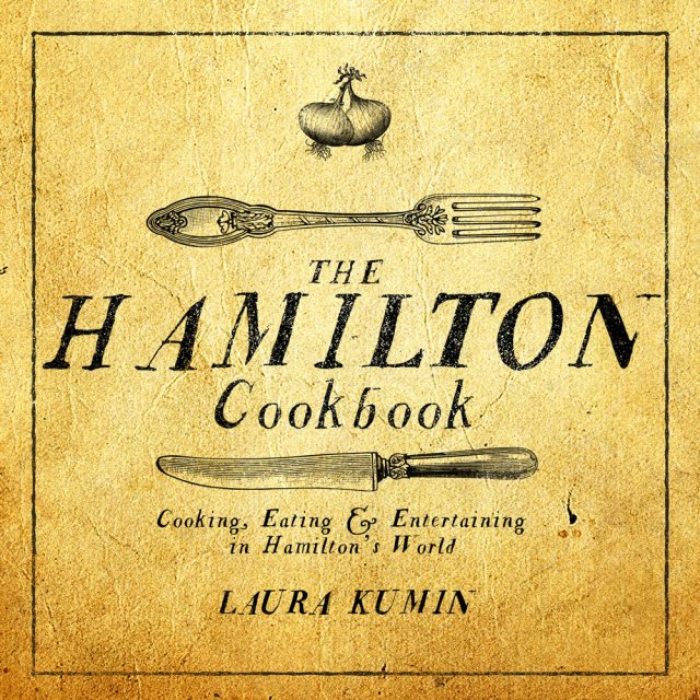 Hamilton Cookbook Cover