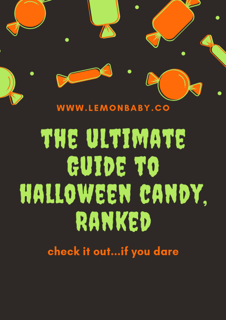 Halloween Candy Rankings: The Ultimate Guide