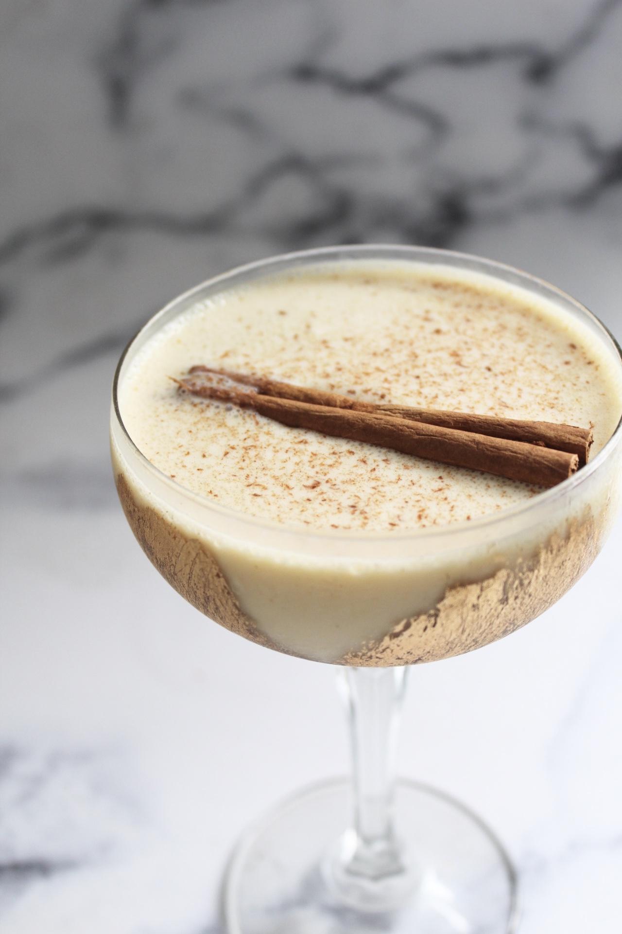 Christmas Cocktail with Jackson Morgan