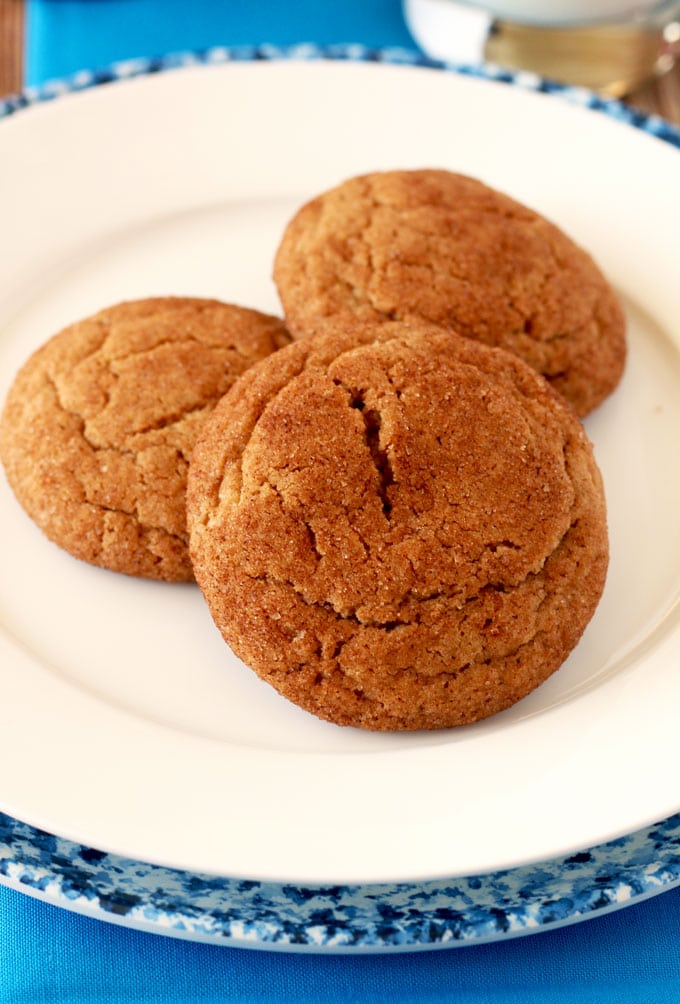 The Best Old Fashioned Snickerdoodles! This is an old fashioned recipe for the delicious American classic cookie, Snickerdoodle. Full of cinnamon flavor and delicious!