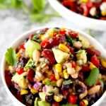Mexican Three Bean Salad Recipe