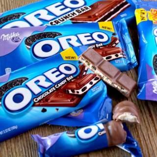 Milka Oreo Chocolate Candy