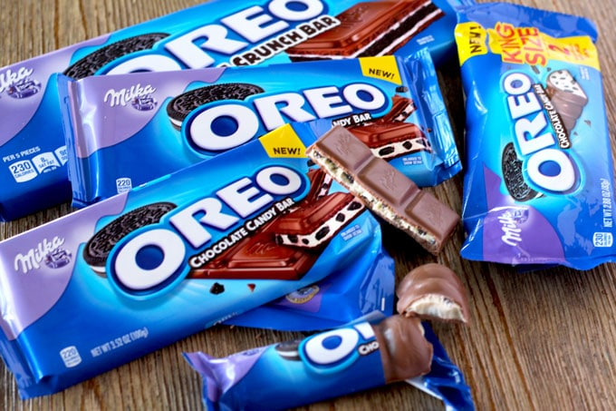 Milka Oreo Chocolate Candy