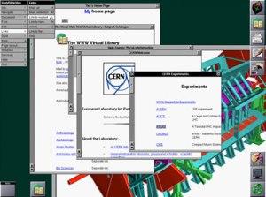 Primeiro navegador web