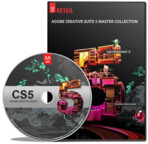 Adobe Creative Suite 5 CS Five