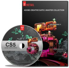 Adobe Creative Suite 5 CS Five