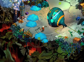 plataforma para games