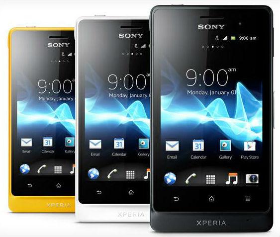 Xperia Go Sony