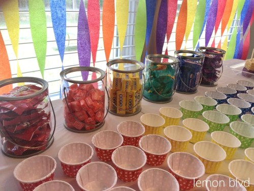 Art Party Candy