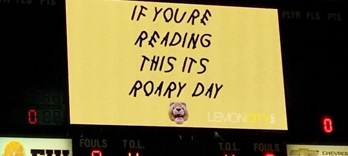 Roary day FIU