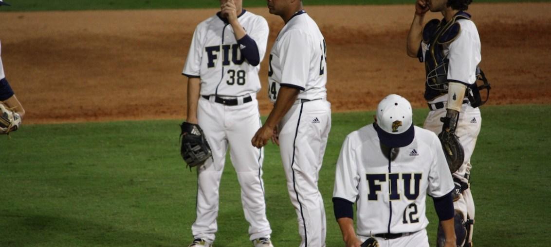 FIU Baseball vs JSU 3/2/18