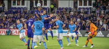 Orlando City SC vs New York City FC