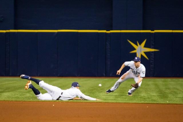 Rays vs. Royals