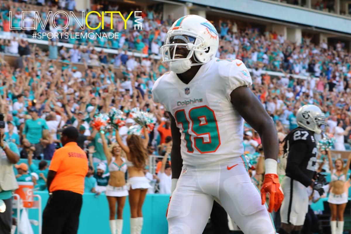 3-0 undefeated Miami Dolphins