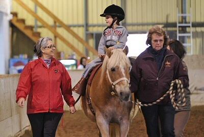 L'équitation : une aide thérapeutique