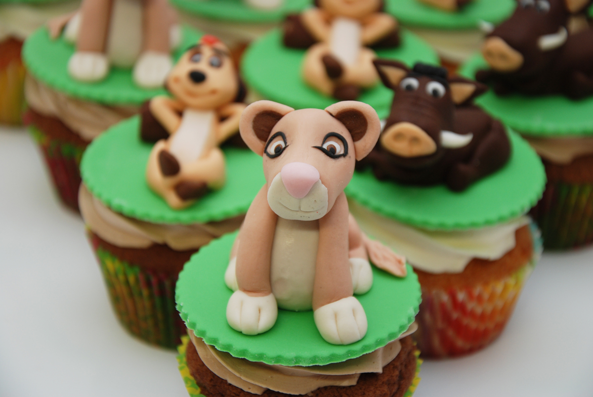 modelage cupcake kiara