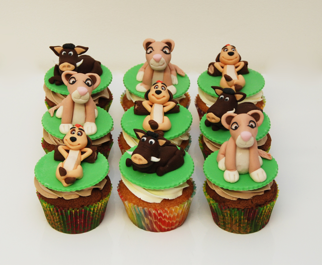 cupcake roi lion