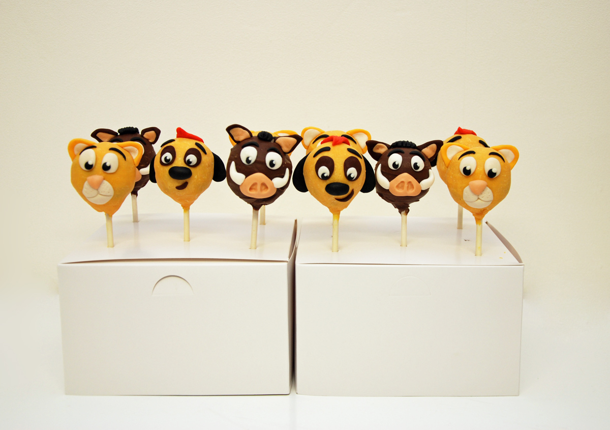 pop cake roi lion