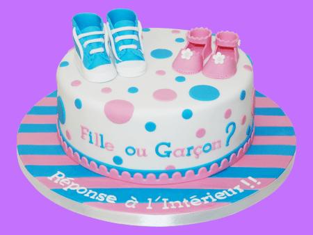Gender cake surprise