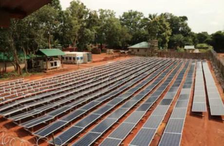 - 2 - Quelle énergie pour l'Afrique ? Une urgence et des défis