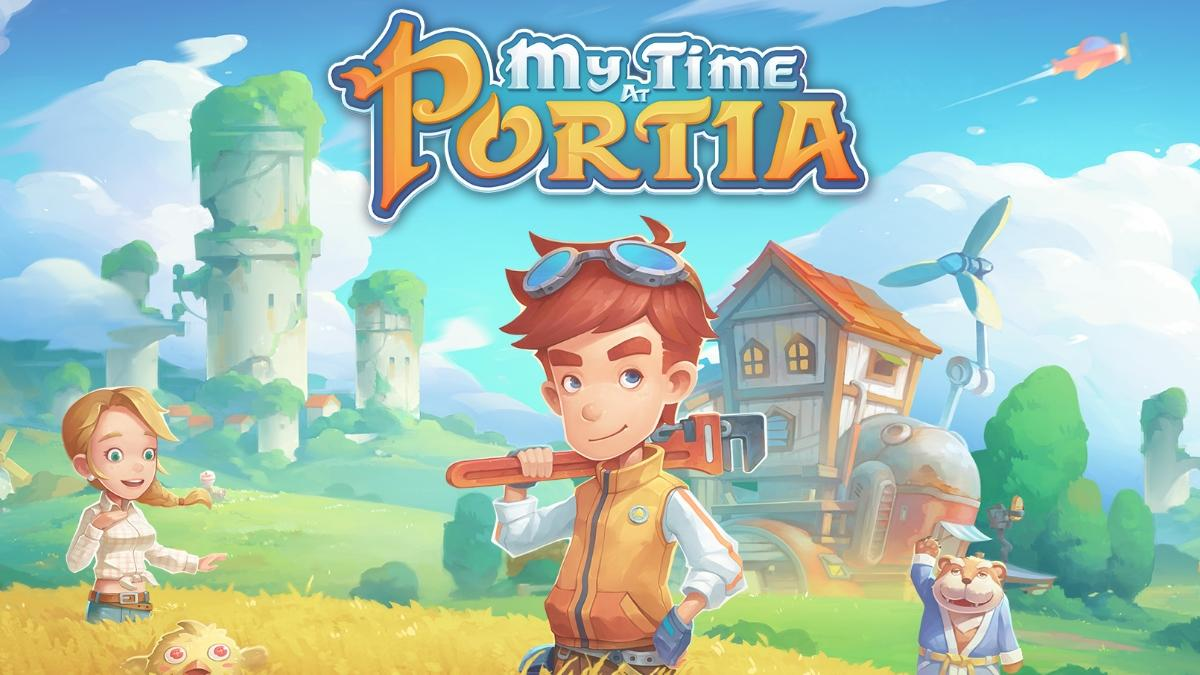 You are currently viewing My Time in Portia gratuit sur Epic Games