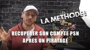 Read more about the article Récupérer son compte PSN après un piratage