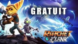 Read more about the article Ratchet et Clank gratuit sur Playstation