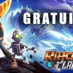 Ratchet et Clank gratuit sur Playstation