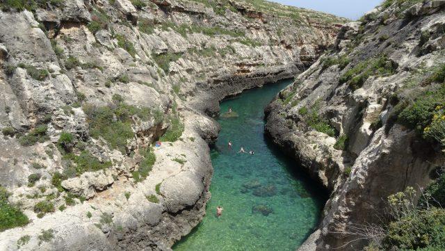 Wied il-Ghasri (Gozo)