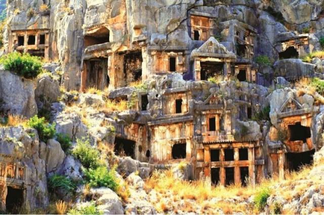 Fêtes de Noël en Turquie: tombeau de St Nicolas