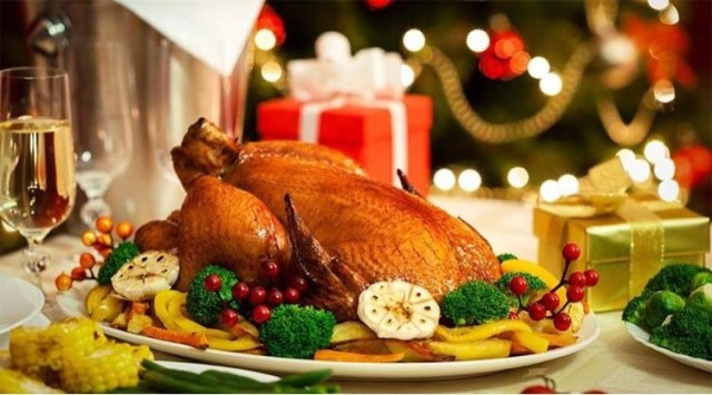 Fêtes de Noël en Turquie: le poulet farcie