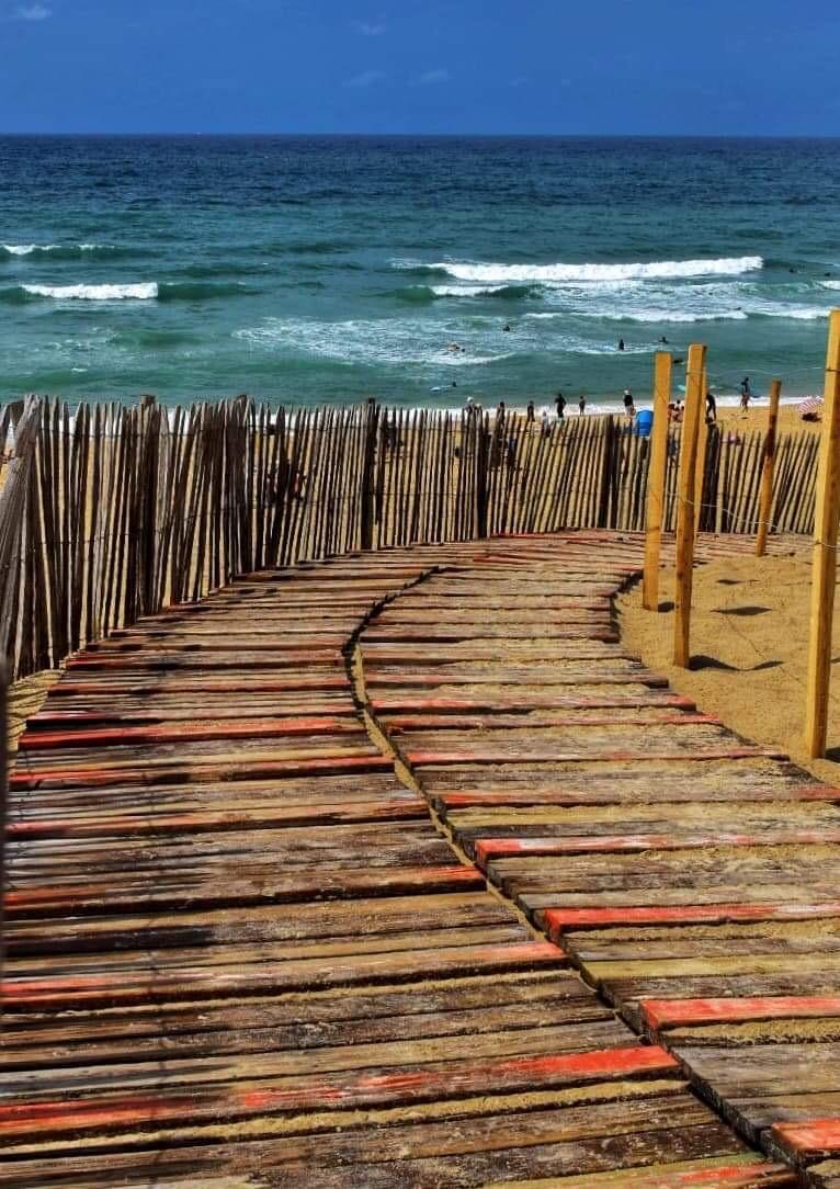 Un week-end à la plage : Carcans et Hourtin